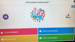 questionnaire-water-polo-kahoot
